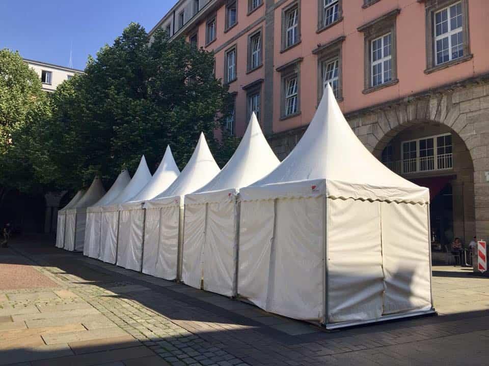 Stadtfest Barmen live in Wuppertal
